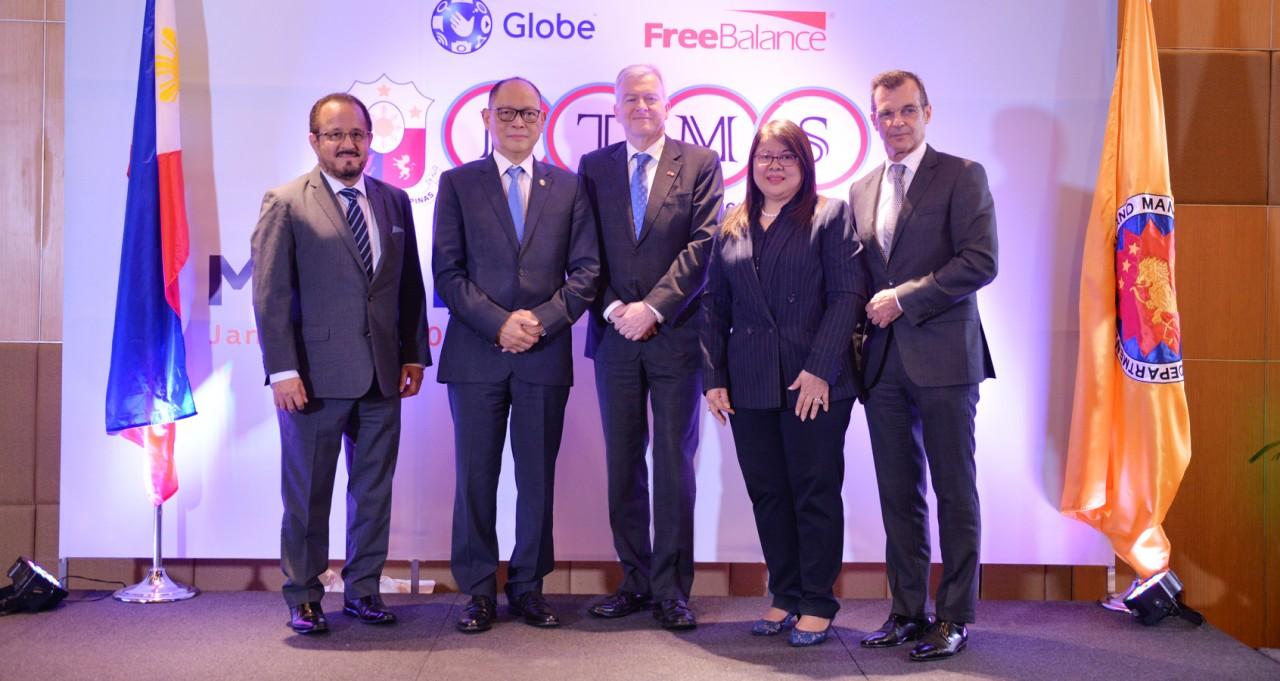 btms DBM Globe Freebalance 2019